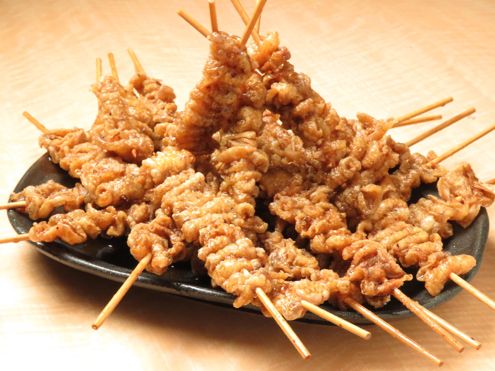 【餃子のとりいちず酒場 高円寺北口店】の鶏料理